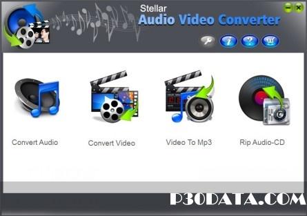 Stellar Audio Video Converter 1.0